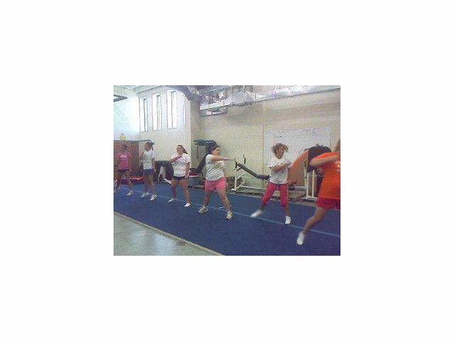 2008 Cheer Camp