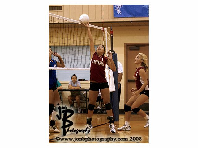ILH Volleyball: La Pietra vs Maryknoll