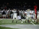 FB - Big hit on QB by Sparks (Mat)