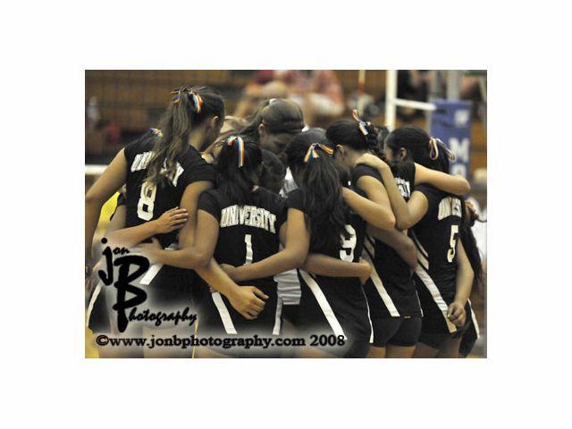 HHSAA Division II GIRLS VOLLEYBALL: University defeats Hawaii Prep