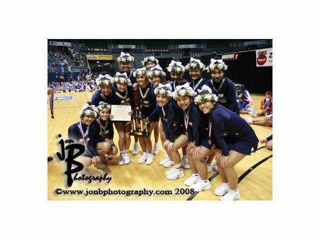 Zippy's HHSAA State Cheerleading Championship
