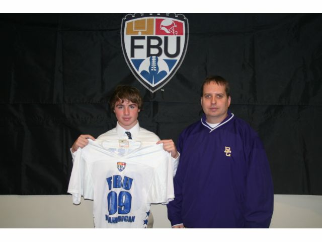 FBU 2009 Youth All-American Bowl - KY Player Selection Presentation