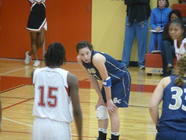 Girls Basketball: Good Counsel 49, Elizabeth Seton 42