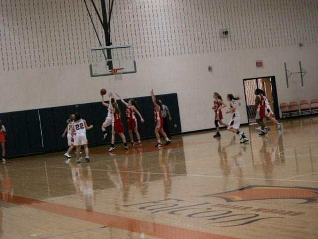 Girls Hoops: Briar Woods 45, Fauquier 40