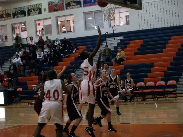 DigitalSports.com Holiday Girls Basketball Tournament at Briar Woods High School