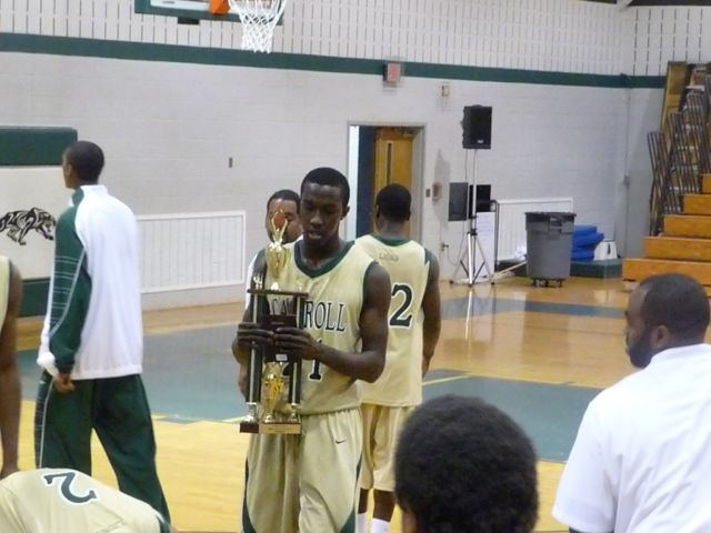 Boys Basketball: Patuxent tournament