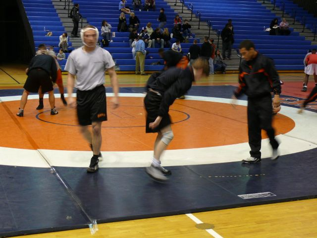 Wrestling: Hayfield Quad Meet