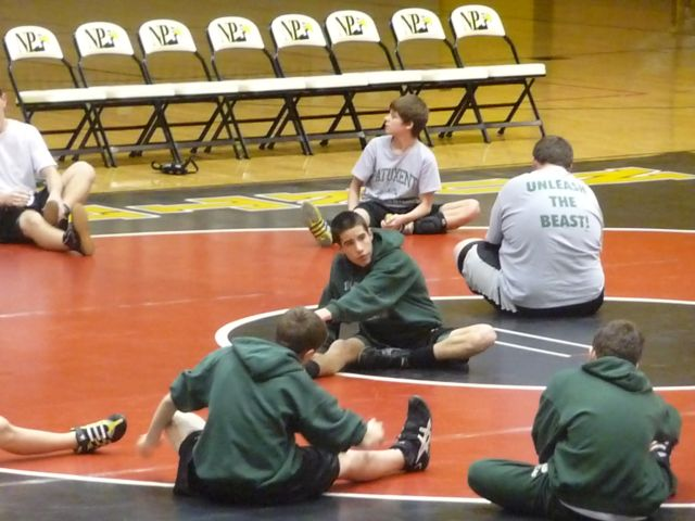Wrestling: Northern, Patuxent at North Point