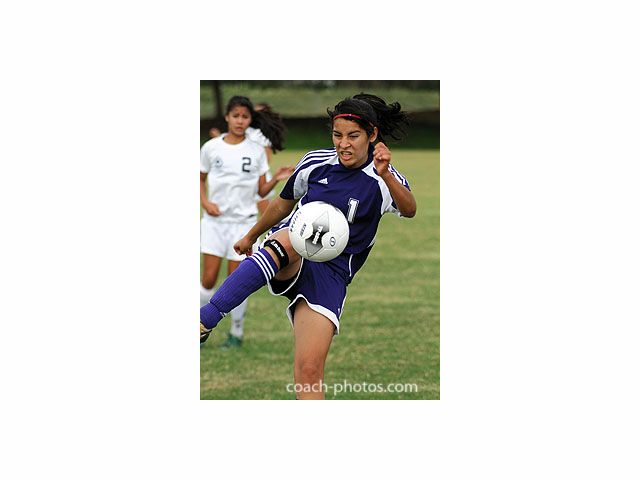 www.coach-photos.com HHSAA Girls Soccer Punahou defeated Pearl City, 6-0