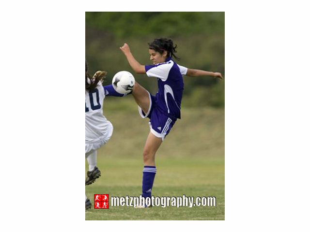 www.metzphotography.com HHSAA Girls Soccer Punahou defeated Pearl City, 6-0
