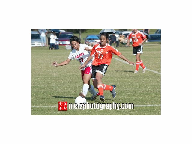 www.metzphotography.com Pac-Five defeated Kaua'i, 1-0. HHSAA Girls Soccer