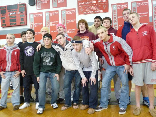 Wrestling: 2009 Northwest Region Championships