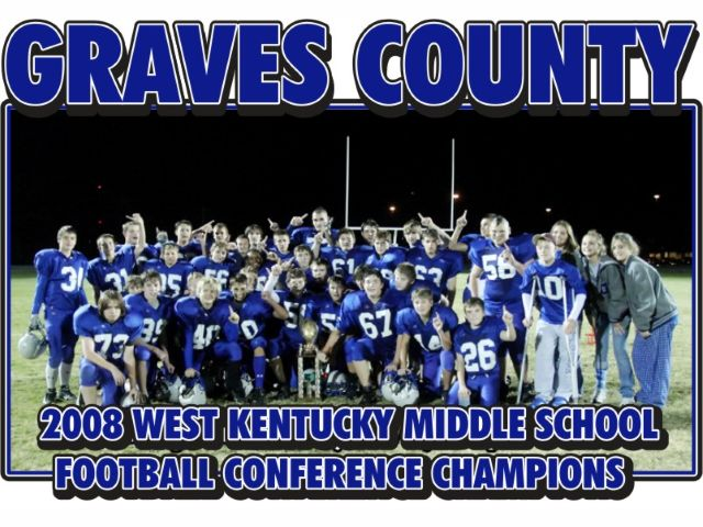 GRAVES COUNTY MIDDLE SCHOOL EAGLES JOIN KYMSFA – WEST KENTUCKY MS FOOTBALL CONFERENCE