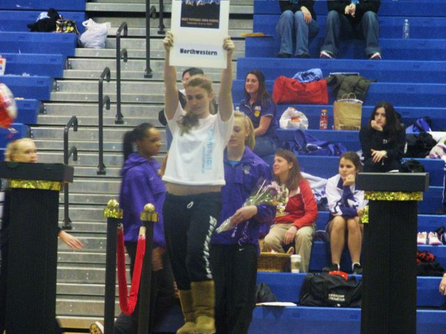 VA State Gymnastics Individual Championships