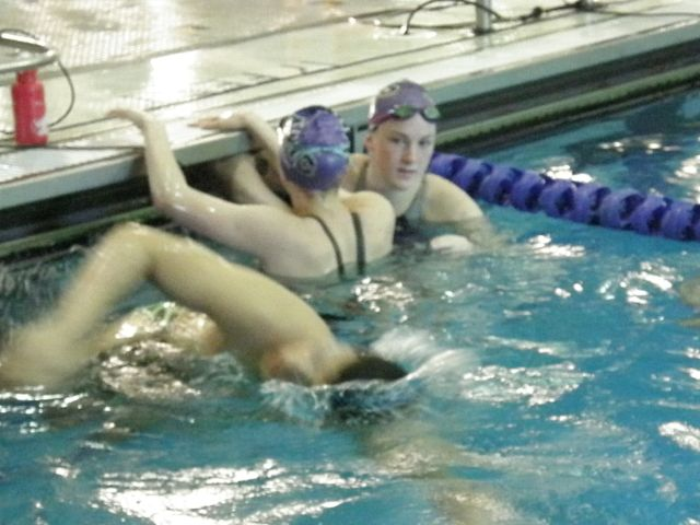 Swimming: Churchill girls win Metros