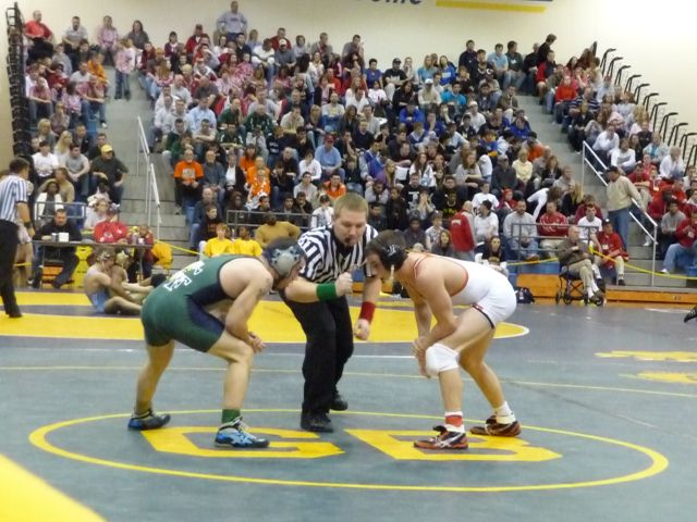 Wrestling: AAA Virginia State Championships