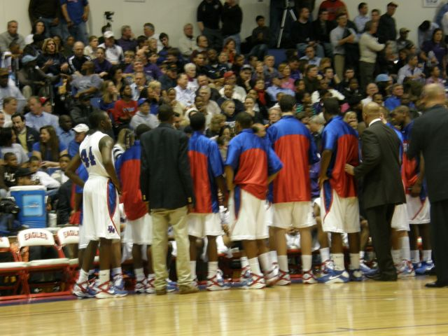 WCAC Boys Basketball Championship