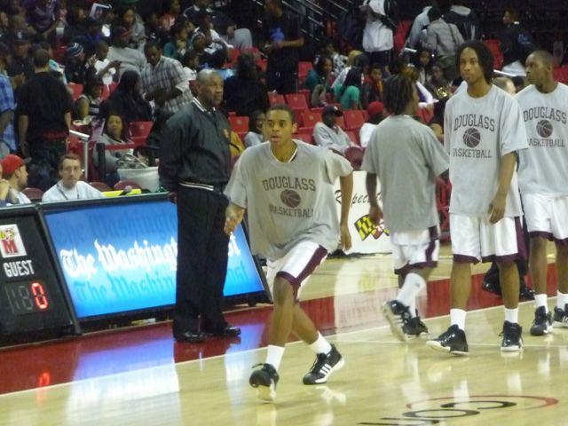 Boys Basketball 2A State Semifinal: Frederick Douglass 87, Wicomico 69