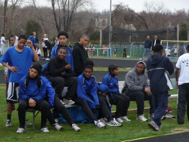 Outdoor Track: City County Championships (April 1, 2009)