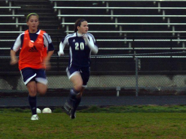 Woodson at Centreville -- April 1 -- Soccer
