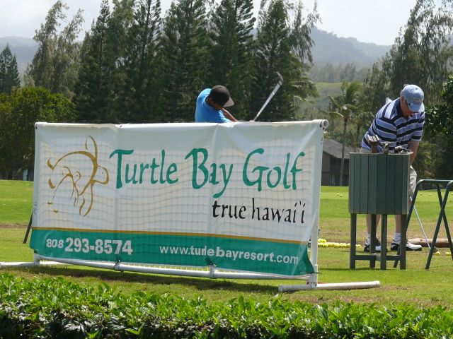 HawaiiDigitalSports.com ILH Golf at Turtle Bay Resort