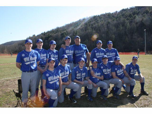 Varsity Baseball 2009