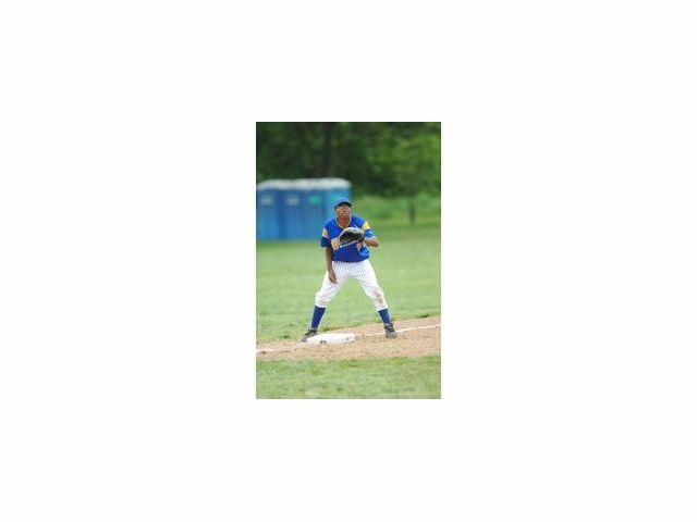Mervo varsity baseball team