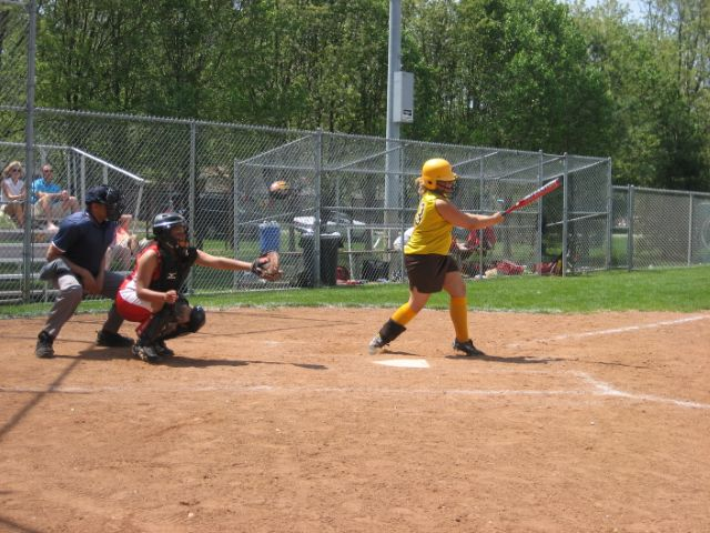 Howe High School Softball vs Park Tutor