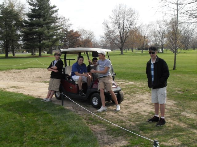 WC Golf Part 1