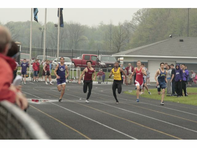 Hendricks County Track Meet