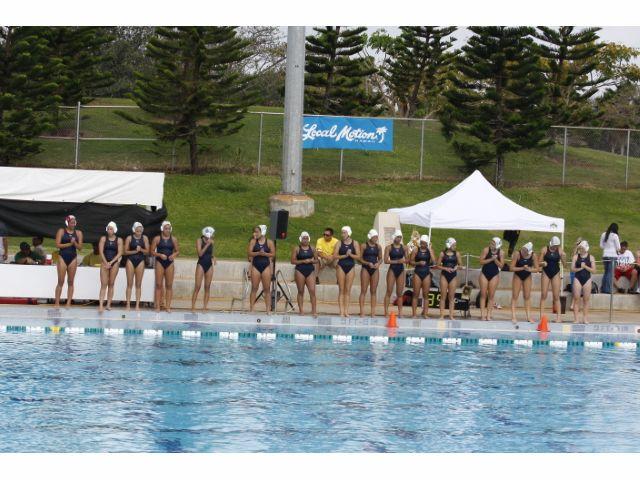 HawaiiDigitalSports.com Roosevelt 9, KS-Hawaii 8 (2OT, sudden victory): Location Motion/HHSAA State Water Polo Championship
