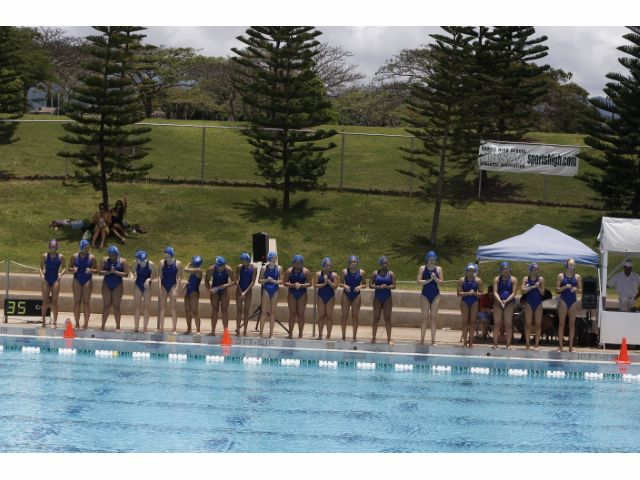 HawaiiDigitalSports.com: Lahainaluna 8, Hilo 1 Local Motion/HHSAA Water Polo Championship