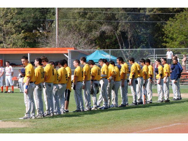 Santa Clara Saints Varsity Baseball 2009
