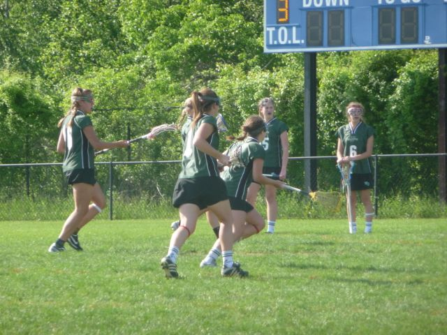 WJ uses an energetic second half to defeat Blake 11-9 in the playoffs