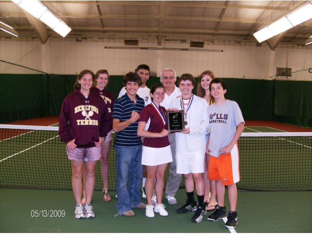 Hereford Tennis: 2009 County Champions
