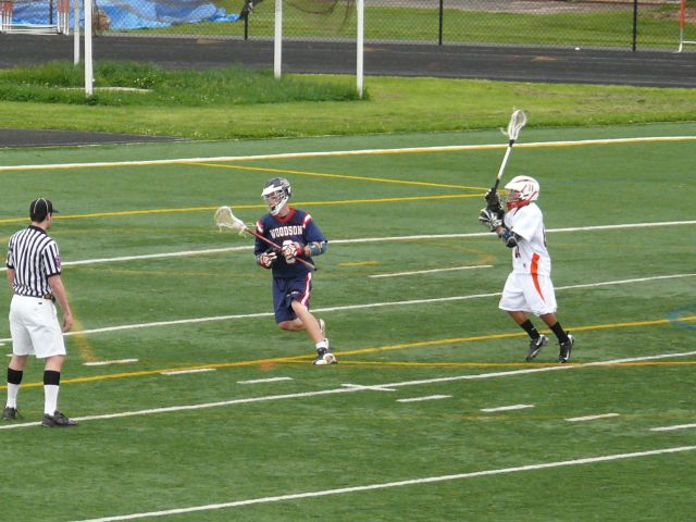 W.T. Woodson at West Springfield -- Lacrosse -- May 14