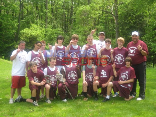 JC Modified Armed Forces Tournament - Guilderland, NY, May 16th