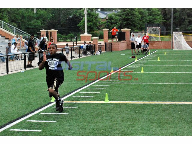 Maryland Middle School Combine