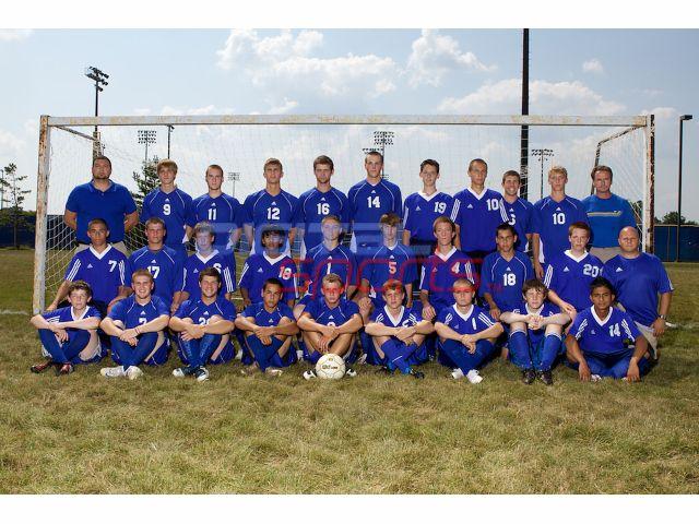 CHS Boy's Soccer 2009-2010
