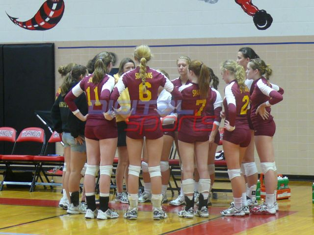 Volleyball: Herndon Invitational Tournament