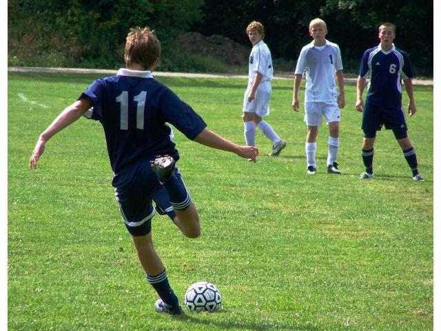 Varsity Boys Soccer - Jeffers Tournament 2009