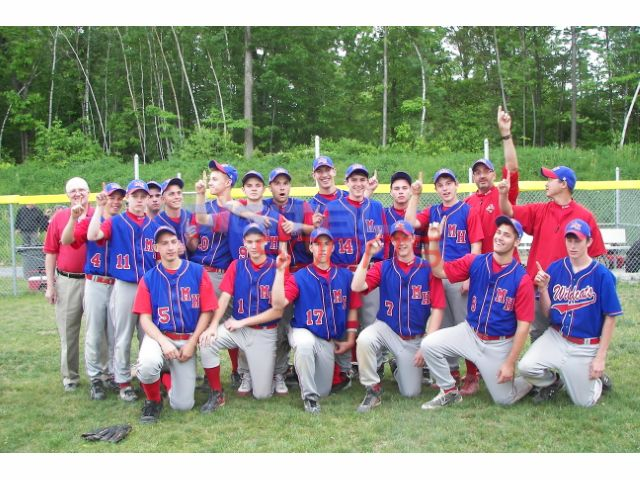 NYS Baseball Champs
