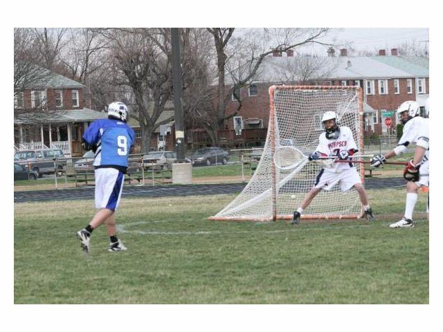 Kenwood Vs. Patapsco V Boy's Lacrosse