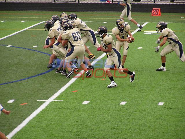 SP Falcons vs. Ft. Meade l