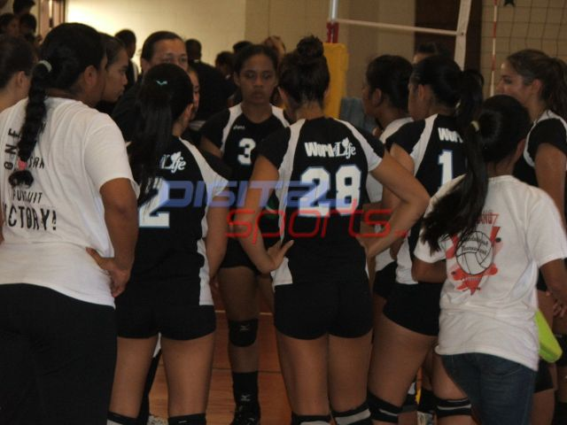 ILH Volleyball: Sacred Hearts vs Word of Life