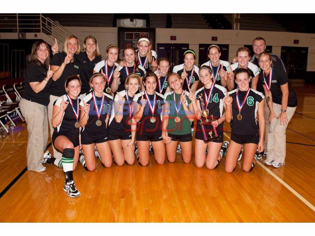Yorktown Volleyball 2009