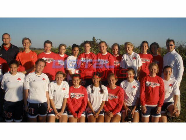 Girls Varsity Soccer win NDHS vs. CRHS