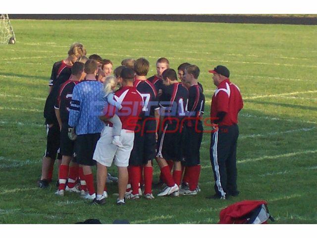Soccer: CRHS Boys Varsity