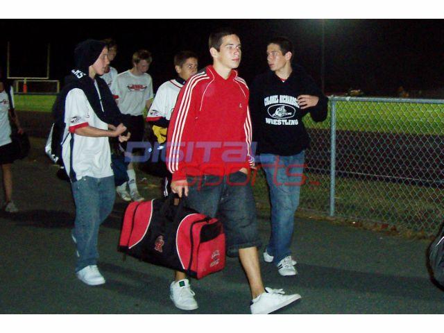Boys Varsity Soccer, 2009
