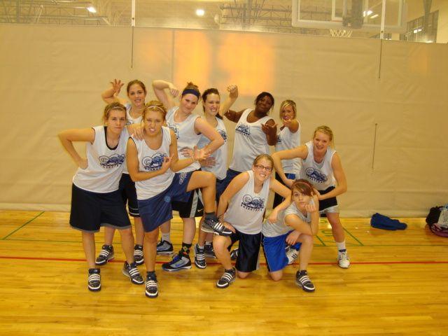GCA Girls Varsity Team 09-10